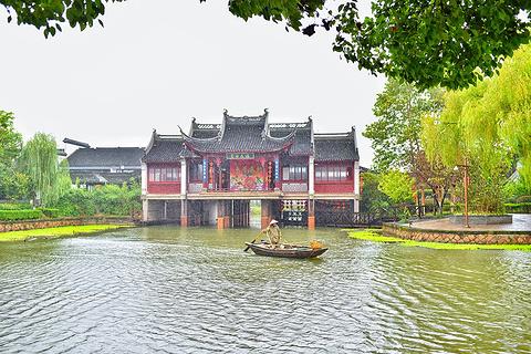 西塘风景区的图片