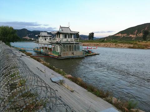 图们江公园旅游景点图片