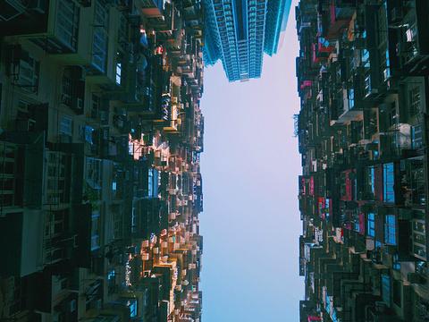 怪兽大厦旅游景点图片
