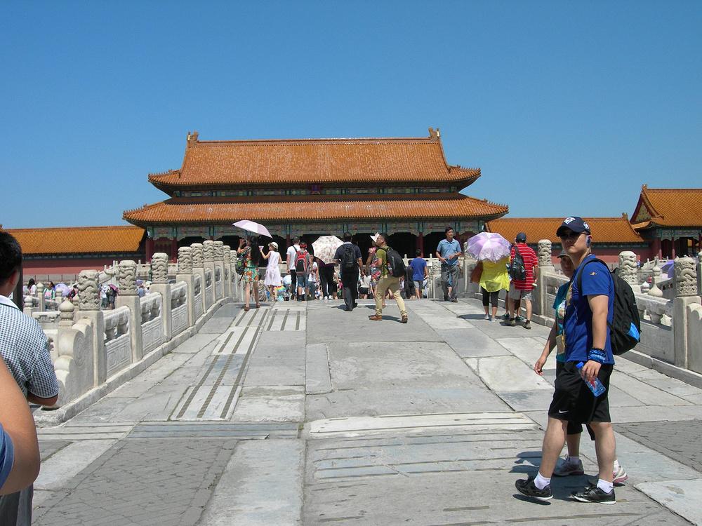 自由自在——北京、天津5日游