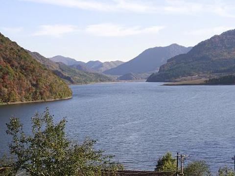 关门山水库旅游景点图片