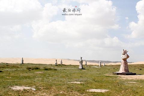 青海湖沙岛旅游景点攻略图