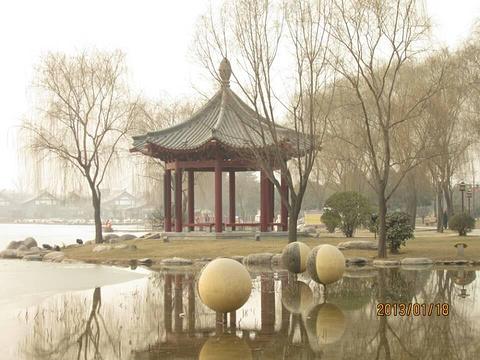 大唐芙蓉园旅游景点攻略图