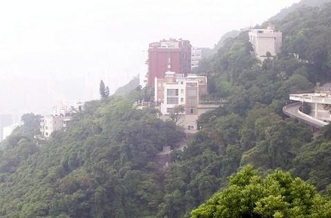 太平山顶旅游景点攻略图