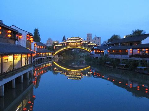 杭州宋城旅游景点图片