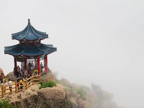 崂山旅游景点图片