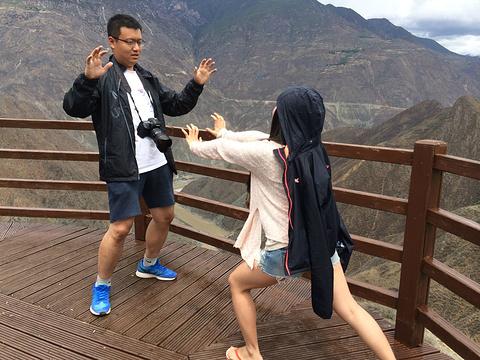 长江第一湾旅游景点攻略图