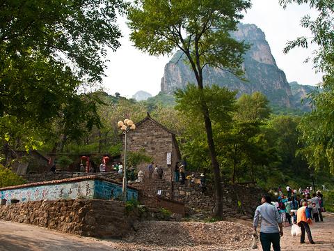 万仙山景区旅游景点图片