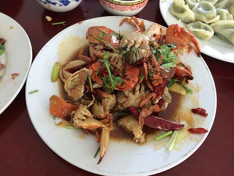 老东方水饺海鲜炒鸡店