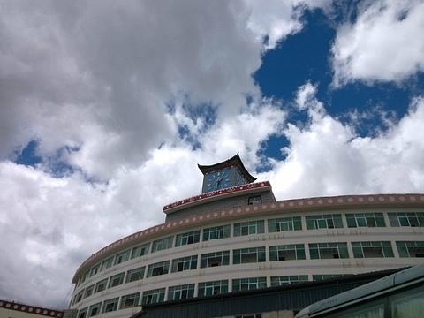 香格里拉客运站旅游景点图片