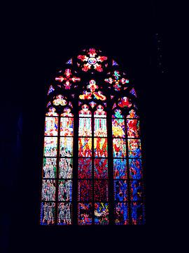 圣维特大教堂旅游景点攻略图