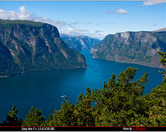 挪威峡湾——北欧游轮之旅