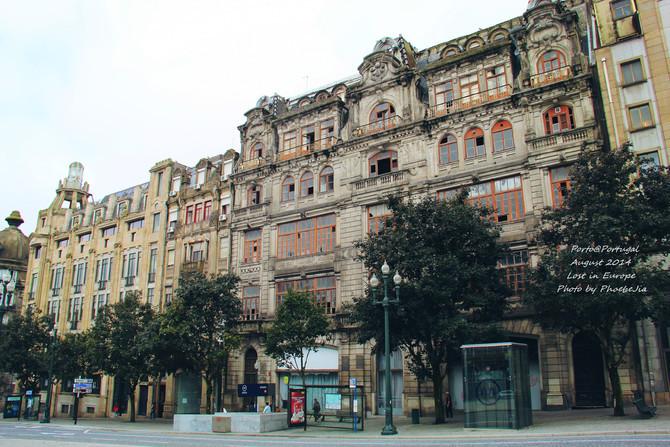 波尔图老城图片