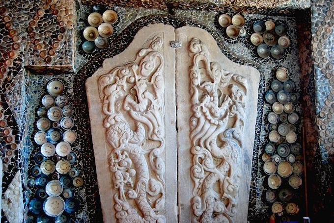 瓷房子图片