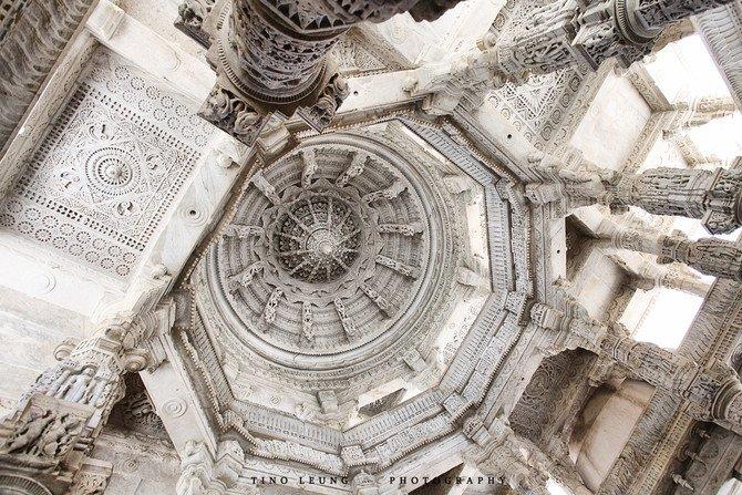 千柱神庙图片