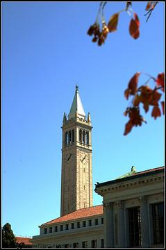 加州大学伯克利分校旅游景点攻略图