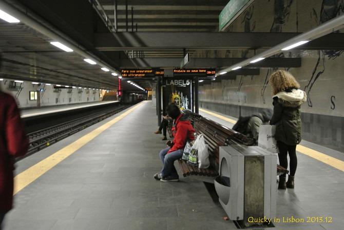 Cais do Sodre 地铁站图片