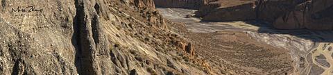 奎屯大峡谷旅游景点攻略图