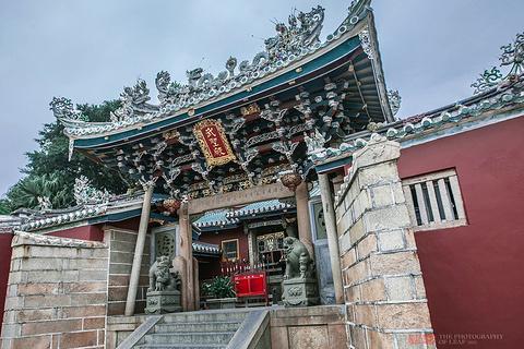 关帝庙旅游景点攻略图