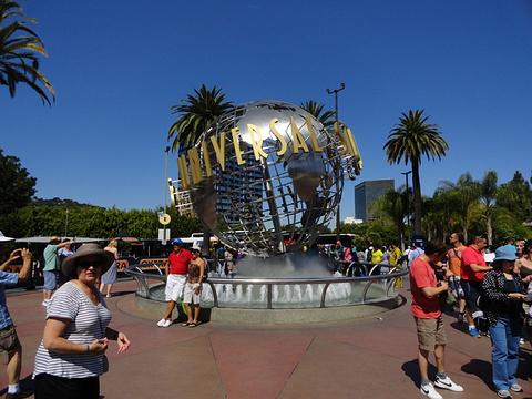 好莱坞环球影城旅游景点攻略图