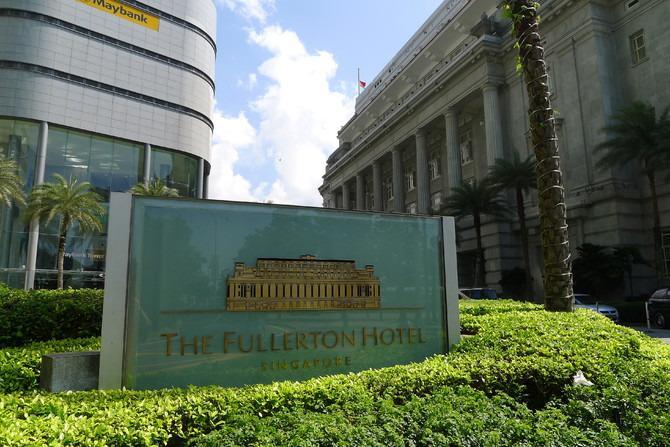 新加坡富丽敦酒店(The Fullerton Hotel Singapore)