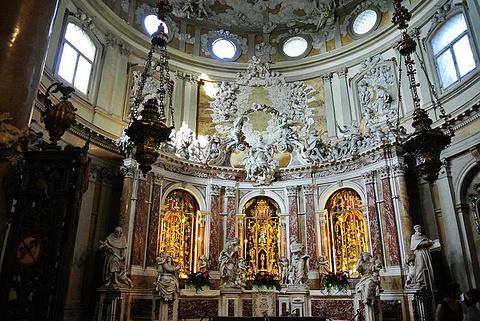 Church of San Antonio de los Alemanes旅游景点攻略图
