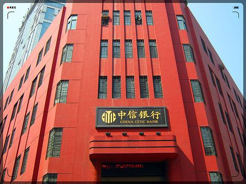 江汉路步行街旅游景点攻略图