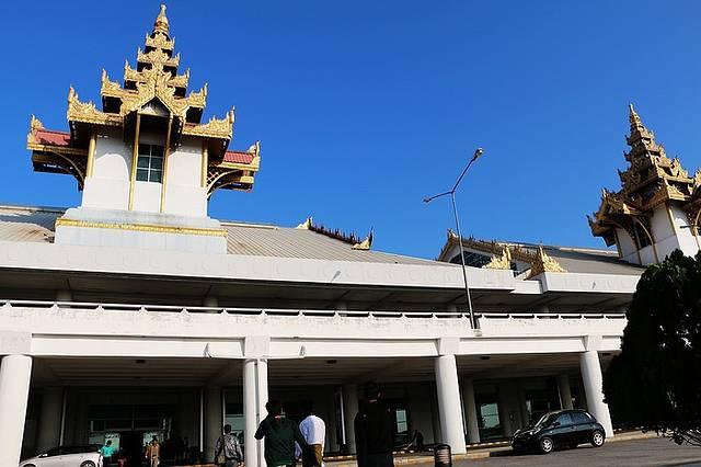 缅甸穷游记