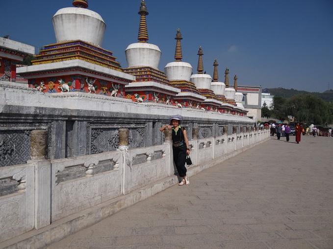 塔尔寺-拉脊山-贵德黄河大桥-水车广场-玉皇阁图片