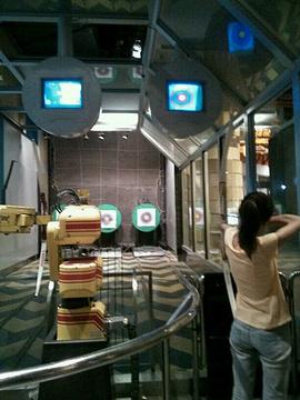 上海科技馆旅游景点攻略图