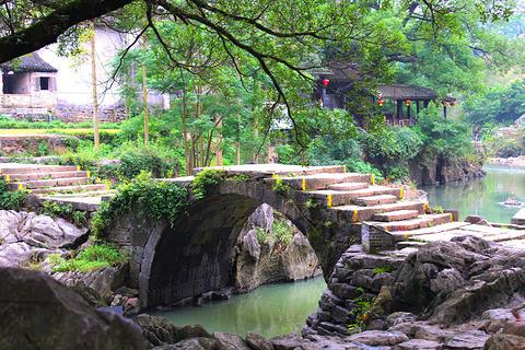 带龙桥旅游景点攻略图