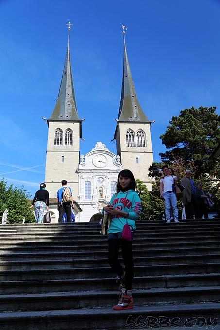 豪夫大教堂图片
