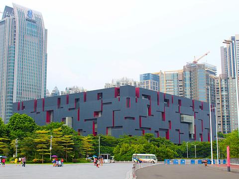 广东省博物馆旅游景点图片