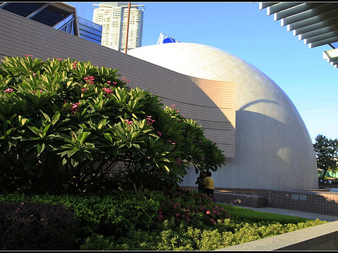 香港太空馆旅游景点图片