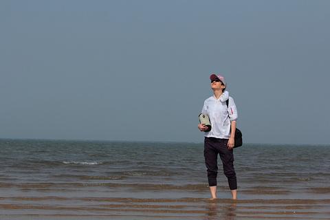 白沙湾海水浴场旅游景点攻略图