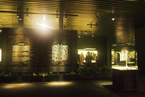 上海博物馆旅游景点攻略图