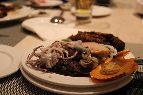 爱琴海度假酒店海鲜烧烤BBQ旅游景点攻略图