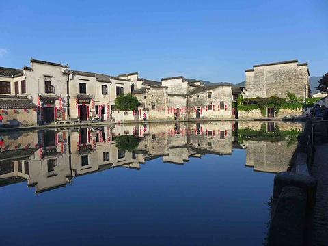 宏村景区旅游景点图片