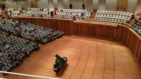 中国国家大剧院旅游景点攻略图