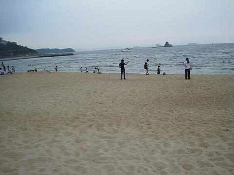 大梅沙海滨公园旅游景点攻略图