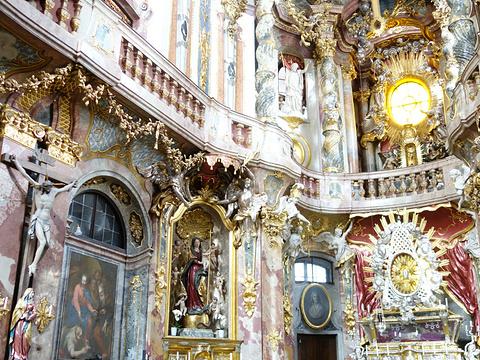 阿桑教堂旅游景点图片