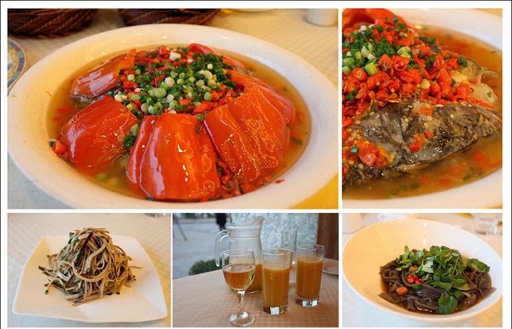 """""""后来有朋友去成都,问我关于美食,都是推荐这两家店。五年后,重庆南滨路又见大蓉和,毫不犹豫,晚饭就是它_大蓉和""""的评论图片"""