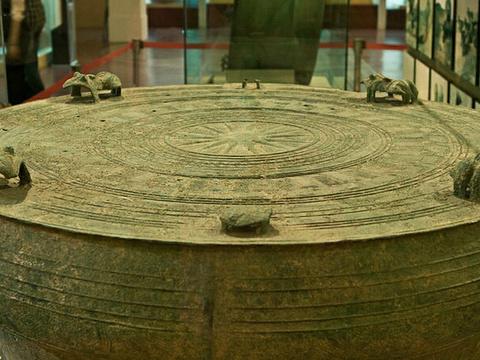 广西民族博物馆旅游景点图片