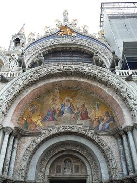 圣马可大教堂旅游景点攻略图