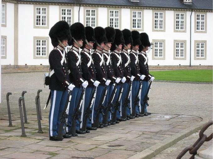 哥本哈根:阿美琳堡宫,哥本哈根市政厅图片