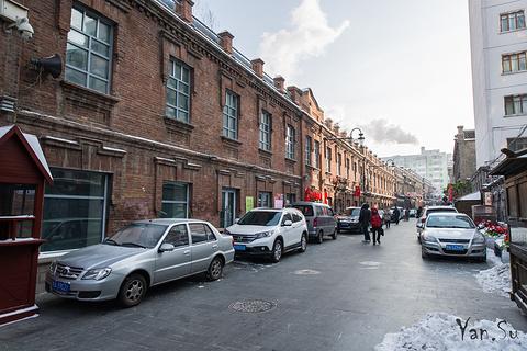 道外老街旅游景点攻略图
