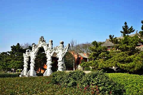 洞庭庙旅游景点攻略图