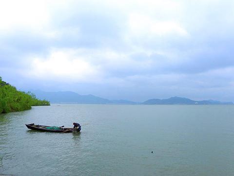 东钱湖旅游景点图片
