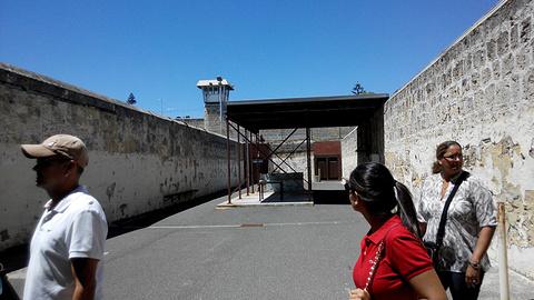 弗里曼特尔监狱旅游景点攻略图