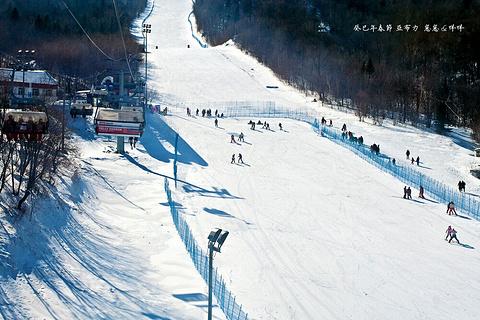 亚布力滑雪旅游度假区的图片
